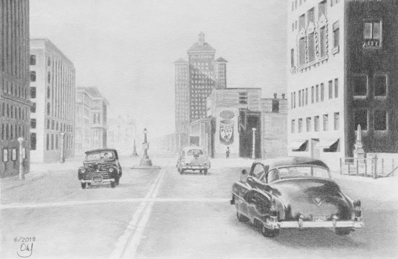 Amerika Serie Chicago 1954