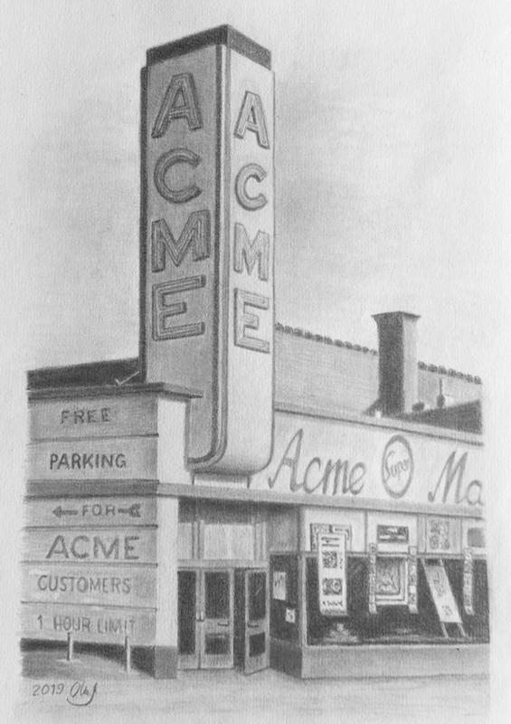 Amerika Serie American Supermarket-II