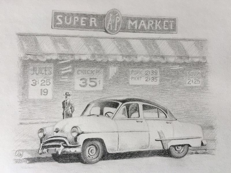 Amerika Serie American Supermarket I