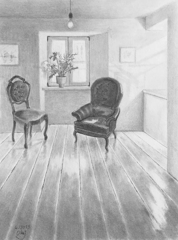 Das weisse Zimmer