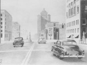 America Chicago die 1950er, 2019