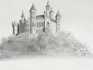 Burg Hohenzollern 2019