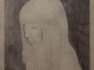 Sad woman1970